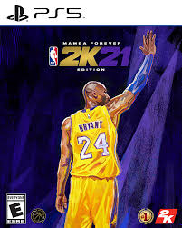 NBA 2K21 MAMBA FOREVER PS5