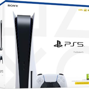 ps5 open box playstation