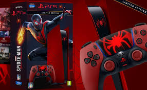 Ps5 spiderman playstation