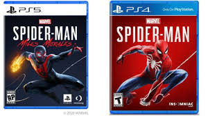 ps5 spiderman playstation 5